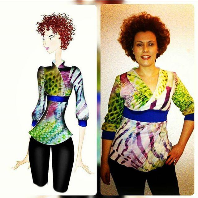 Surriel Atelier: confección a medida Barcelona:  camiseta a medida
