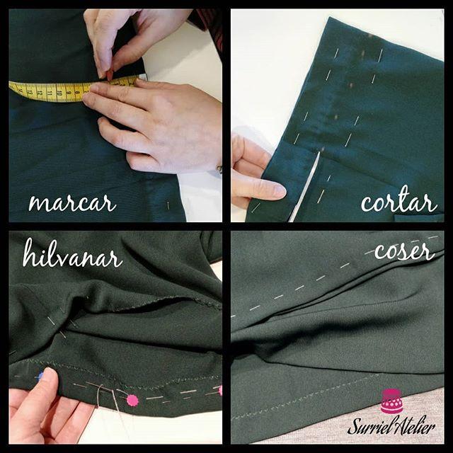 Arreglos de ropa: el servicio express de Surriel Atelier