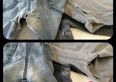 arreglos de ropa pantalones tejanos modista barcelona
