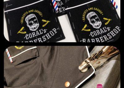 bordado de ropa confección personalizada modista barcelona