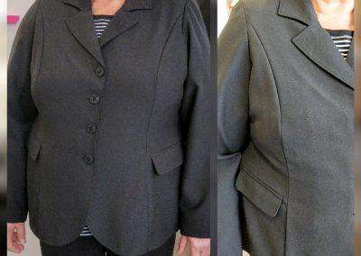 chaqueta exclusiva a medida surriel atelier modista barcelona